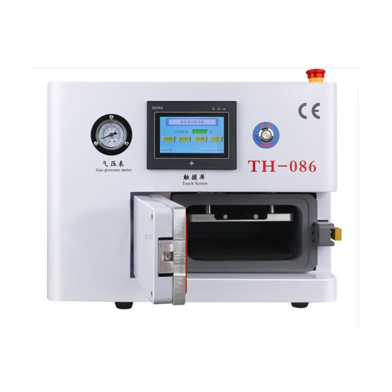 Mobile Lcd Bonding Machine Lcd Bubble Debubble Removing Bubble Oca Lamination Machine For Iphone Samsung Lcd TH-086