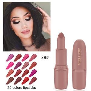 MISS ROSE Lipstick Matte Water