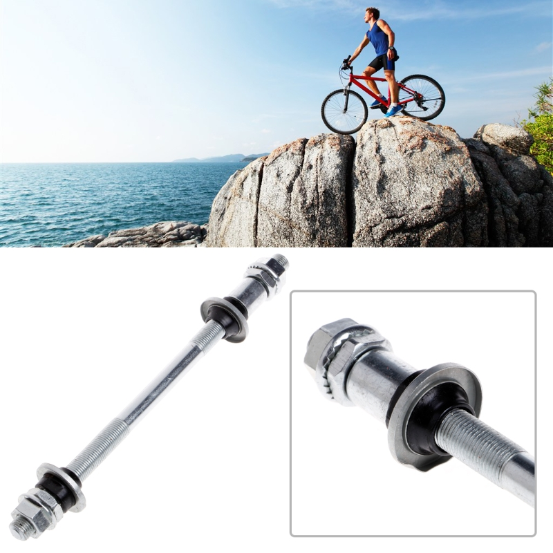 Cycling Bicycle Bike MTB Replacement Rear Hub Axle Repair Part
