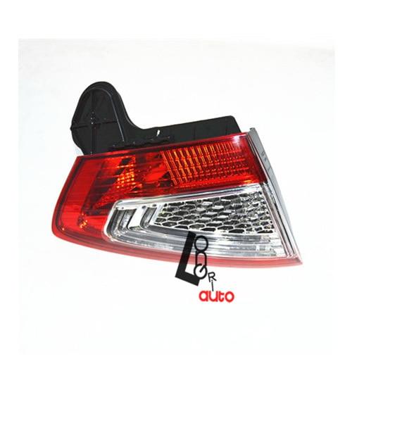 Светодиодные фонари задние фонари Для Форд Мондео Фьюжн задние фонари задний задний тормоз лампы Красный 2013-2015