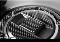 Tappo Serbatoio ADESIVI 3D CARBONIO PROTEZIONE per MOTO GSXR K4 K5 K6 K7 K8 K9 L1
