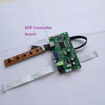 Dla N156BGE-E41 zestaw płyty kontrolera 15 6 #8222 VGA LED EDP 30Pin sterownik monitora EDP HDMI 1366X768 wyświetlacz LCD DIY tanie i dobre opinie OPLY SONY Rohs PAVILION CN (pochodzenie) NV156FHM-N42 for display for NV156FHM-N42