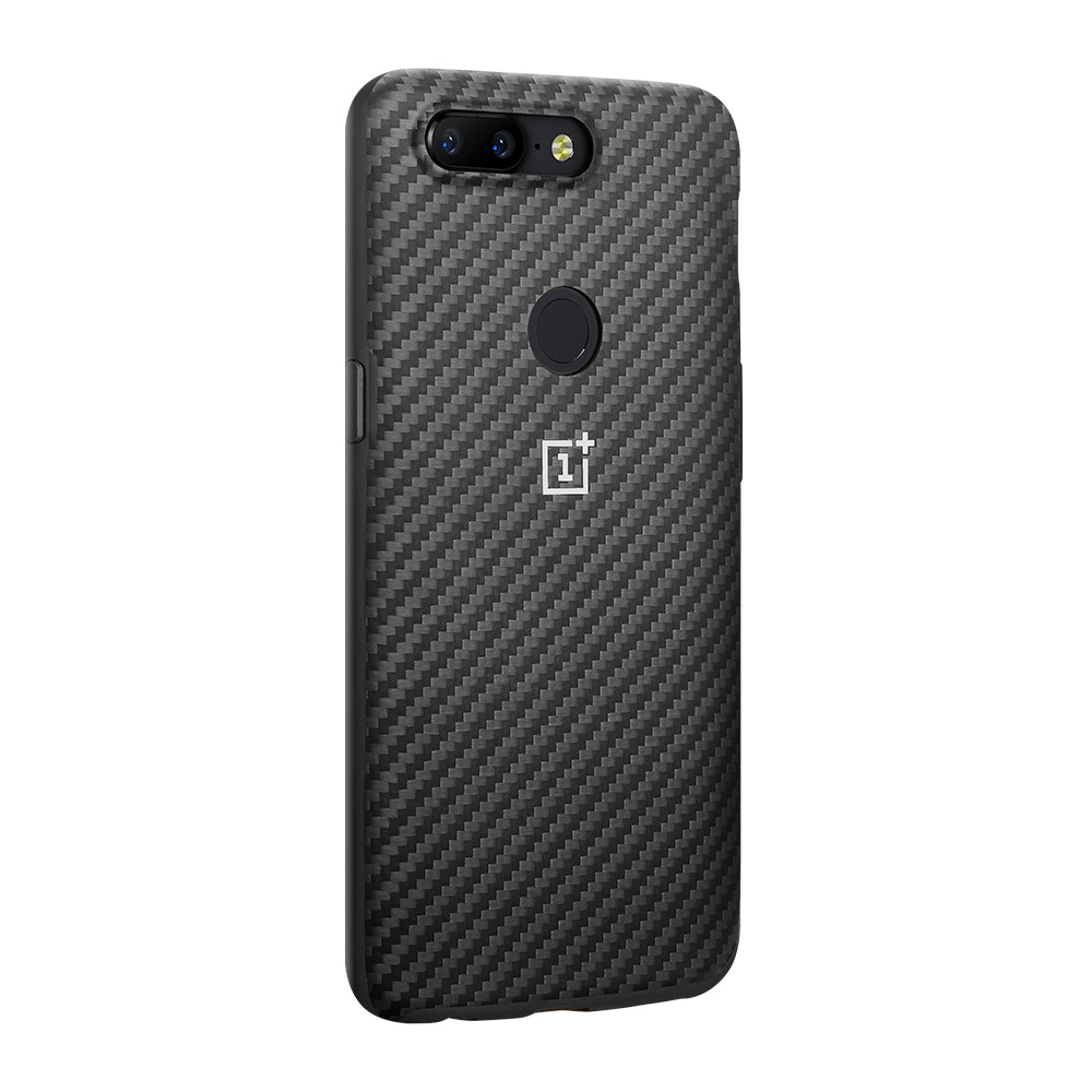 cheap for discount c465a 637c0 US $22.49 10% OFF|Original OnePlus 5T Karbon Bumper Case All round  Protection Kevlar Bulletproof Material Best of Both Worlds-in Fitted Cases  from ...