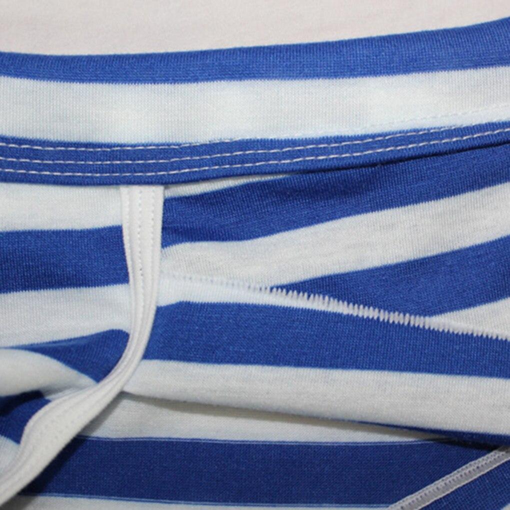 Sexy Mens Underwear sexy man briefs Cotton striped Low Waist Underpants hombre