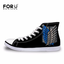 Fashion Women High Top Canvas