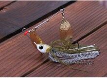 Trulinoya рыболовную приманку 7 г 10 г головы spinnerbaits buzzbaits джиг голову крюк с юбкой плавательный джиг приманки для баса рыбалка P24