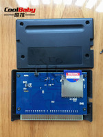 The Ultimate 811 in 1 820 in 1 830 in 1 EDMD Remix Game Cartridge for USA/ Japanese /European SEGA GENESIS MegaDrive Console
