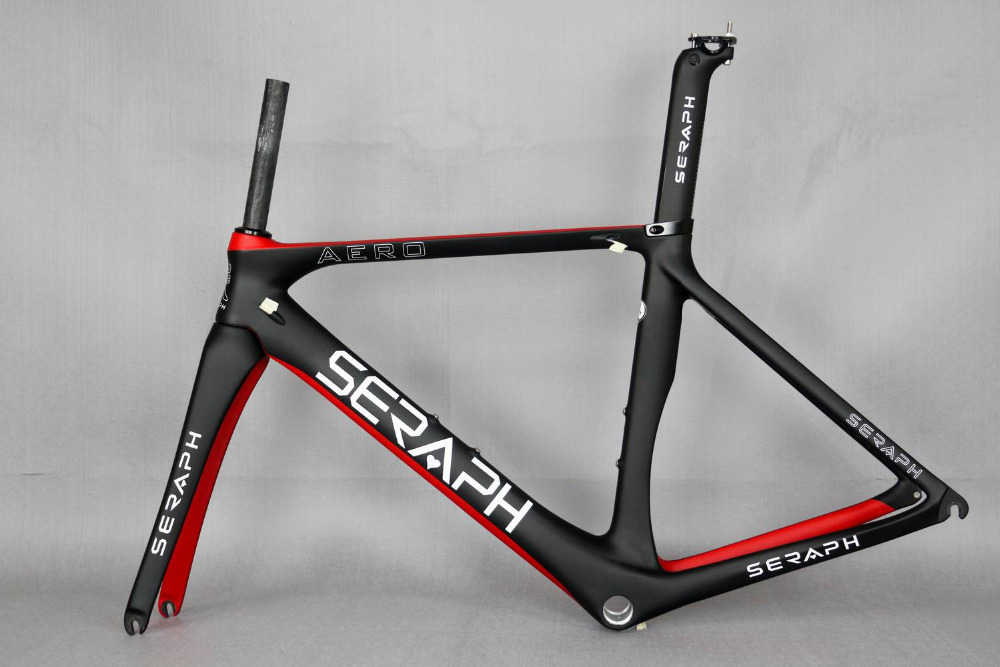 SERAPH  Aero Road Carbon Frame FM268, Chinese Carbon Frame , 2019 Areo Racing Bicycle Frame