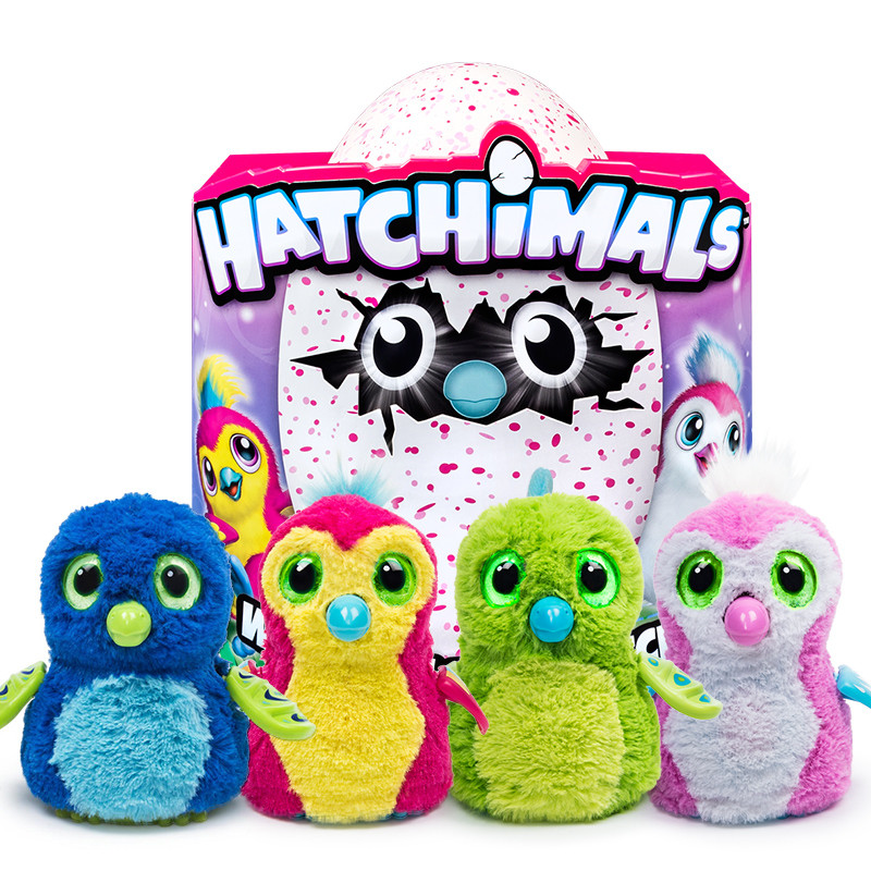 Hatchimals eggs Interactive Shimmering pet eggs Toy Hatcher Magic Egg Hatching Smart Electronic Puzzle Pet Child Toy gift toys