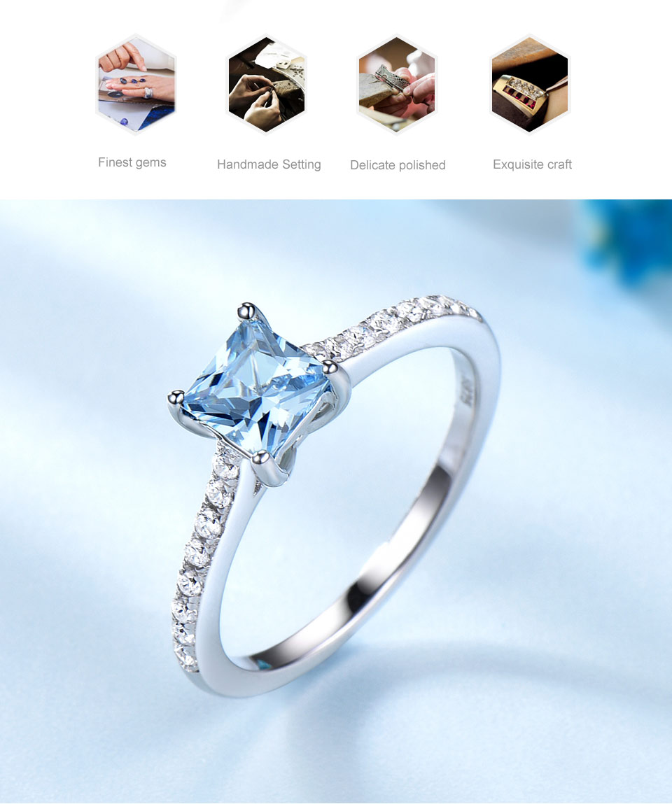 HTB1w3zzBStYBeNjSspkq6zU8VXac UMCHO Sky Blue Topaz Rings for Women Real Solid 925 Sterling Silver Korean Gemstone Ring Birthstone Girl Gift Wholesale Jewelry