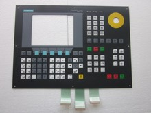 SINUMERIK 802C system 6FC5500-0AA11-1AA0 802C Membrane Keypad for CNC Panel repair~do it yourself,New & Have in stock