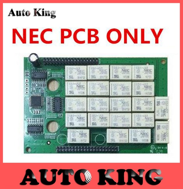 NEC relay PCB only for TCS CDP PRO PLUS / multidiag pro+ / wow SNOOPER cdp  mvdiag all cdp seriel product ---Free shipping