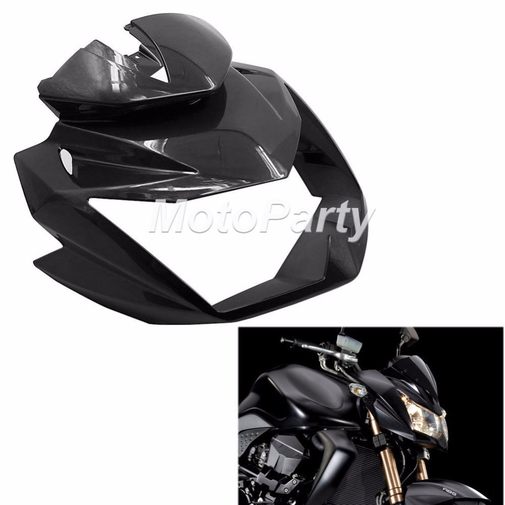 For kawasaki Z750 Z 750 2007 2008 2009 2010 2011 2012 Motorcycle ABS Injection Fairings Upper