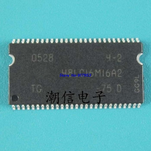 1pcs/lot MT48LC16M16A2TG-75D MT48LC16M16A2P-75D MT48LC16M16A2-75D MT48LC16M16A2P MT48LC16M16A2 48LC16M16A2 TSOP-54 In Stock