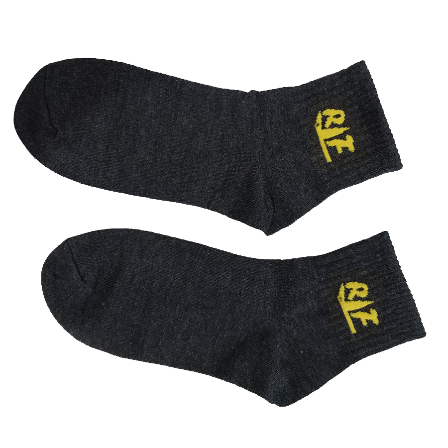 Brand Socks 5Pairs/lot Fashion Socks Men Comfort Foot Anti Fatigue Mens Socks Business Embroidery Cotton Dress Socks
