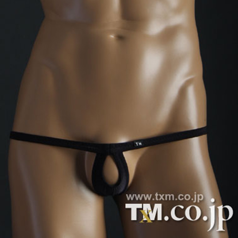 New TM Mens Jockstrap Jock Straps Thongs G Strings Popular Brand Sexy Mens Underwear Gay Fashion Design Penis Pouch Top-Rated