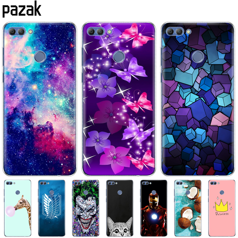 Silicone Case For Huawei P Smart 2018 Case Coqa Mobile Phone Bag Cover For Huawei P Smart 2018 Enjoy 7s Soft Tpu Coqa Phone Bags & Cases Back To Search Resultscellphones & Telecommunications