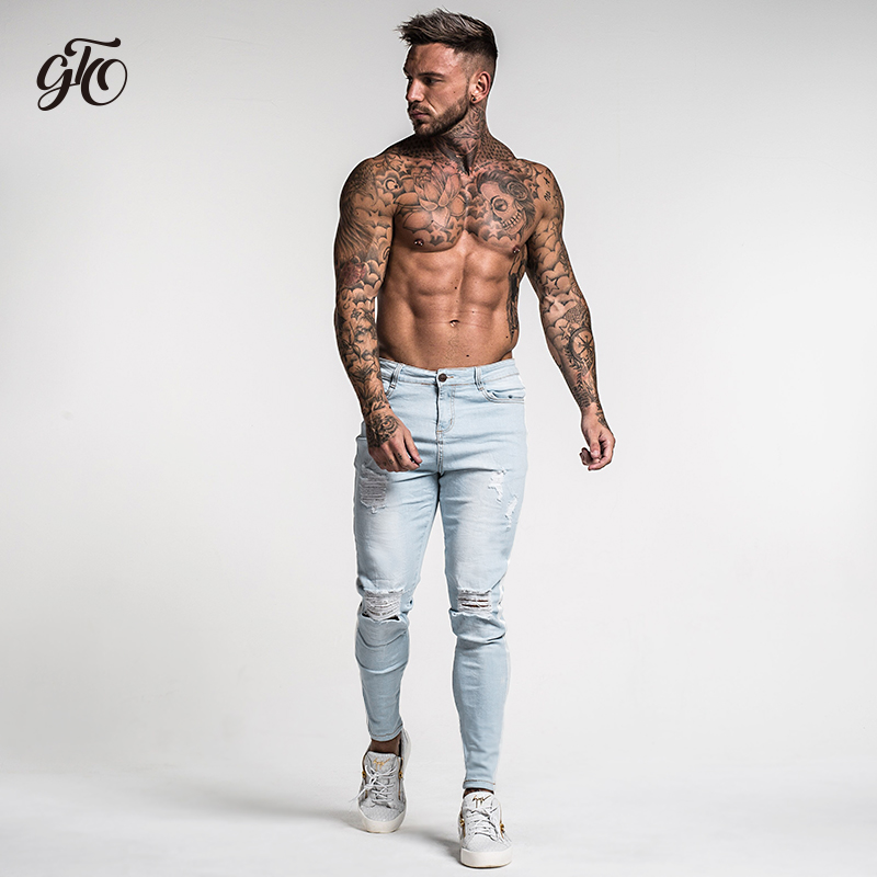 gintto-skinny-jeans-men-tape-white-zm27-2