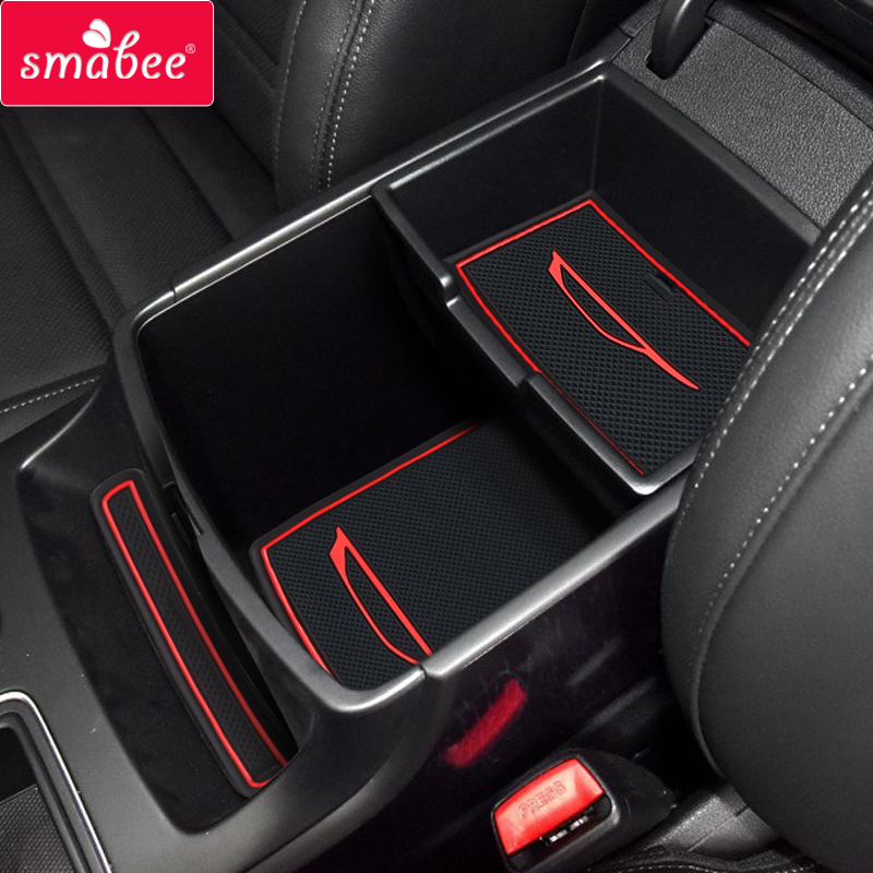 smabee Gate slot pad Non-slip mats For <font><b>KIA</b></font> <font><b>Sorento</b></font> 2015 2016 2017 <font><b>2018</b></font> 2019 <font><b>Sorento</b></font> Prime UM Interior door pad Cup Holders image