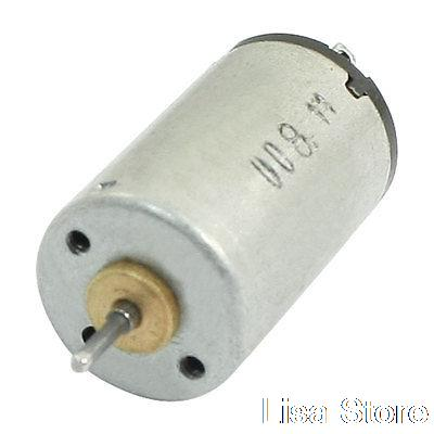 3500RPM DC1.5-12V 1mm <font><b>Shaft</b></font> <font><b>Dia</b></font> <font><b>Micro</b></font> <font><b>Motor</b></font> <font><b>Replacement</b></font> RF1220