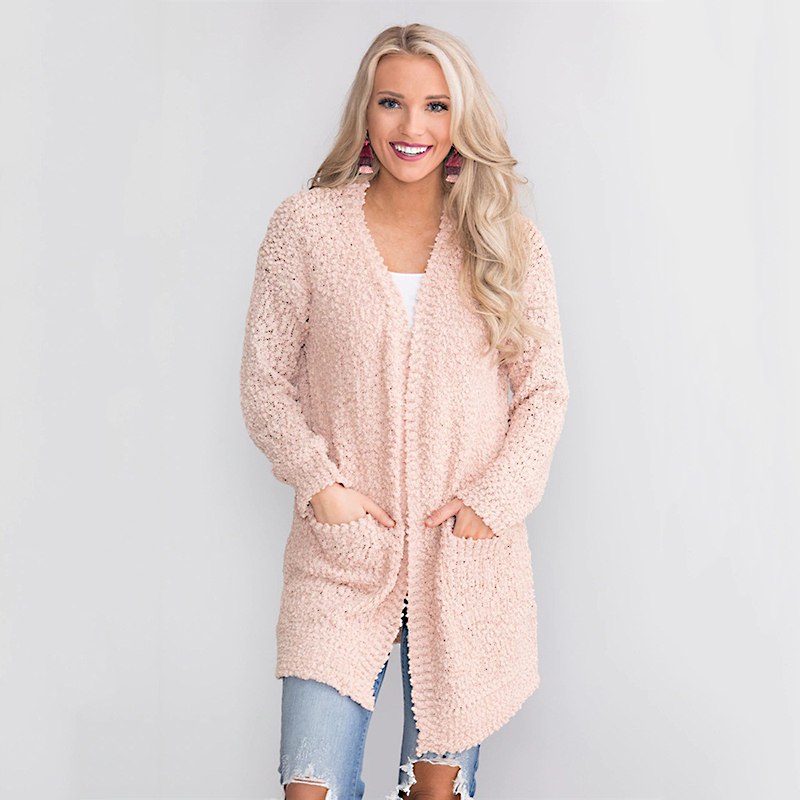 Detail Feedback Questions about Autumn Long Cardigans Women Fluffy Sweater  Fur Casual Loose Long Sleeve Coverup Tops Cardigan Female Winter Sweaters  DDR95 ... bb639ea3f2ab