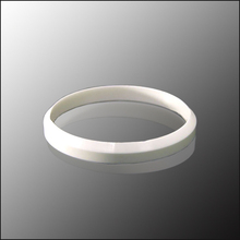 free shipping ceramic ring for pad printing machine ink cup and diameter: 90mm  недорого