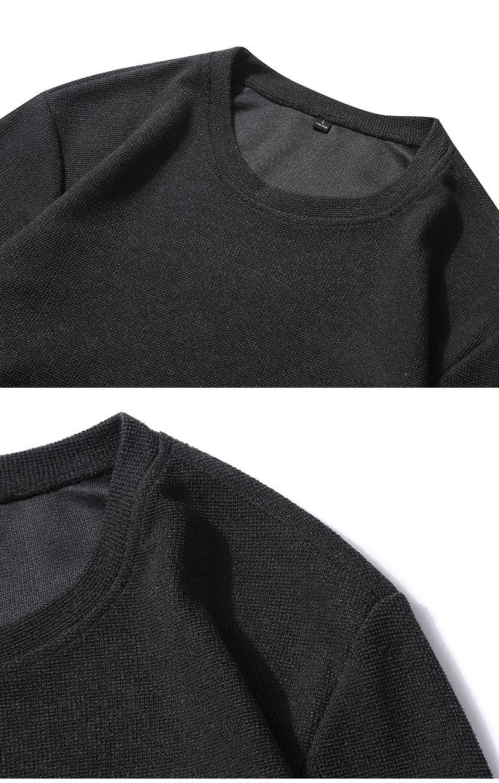 7Colors Autumn Casual Men Sweatshirts Solid Hoody Top Basic O Neck Sport Hoodies Male Spring Crewneck Streetwear Brand Clothing 13