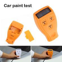 GM200 толщиномер, измеритель толщины покрытия автомобиля, измеритель толщины, тестер, ультразвуковая пленка для покрытия автомобиля, толщиномер, измеритель, инструменты