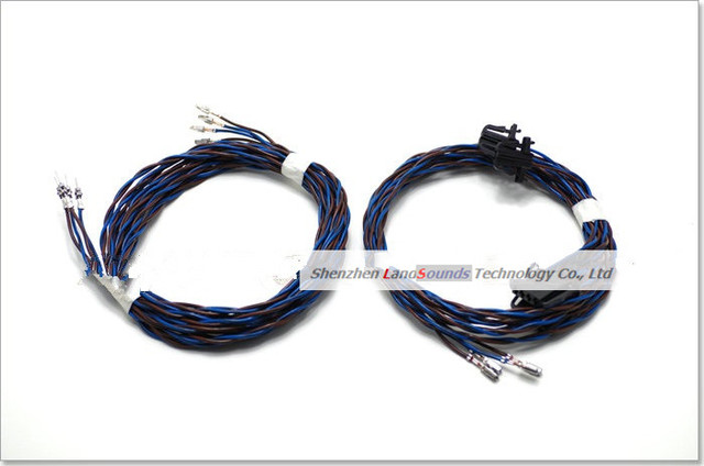 OEM Rear Door Speaker Cable Set Speaker Wiring Harness for VW Golf 7 MK7_640x640 aliexpress com buy oem rear door speaker cable set speaker speaker wiring harness at alyssarenee.co