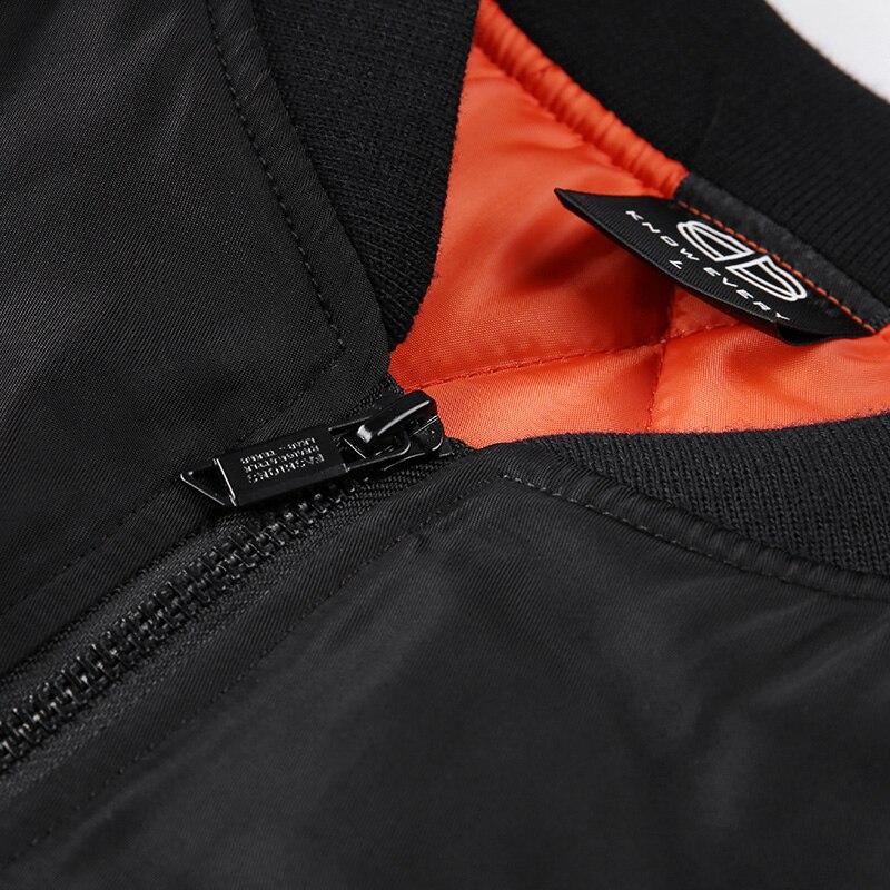 Bormandick winter jacket men Jackets Men 2018 New mens jacket Pullover Jacket Fashion Tracksuit Casual KXP18 CH01 85 in Parkas from Men 39 s Clothing