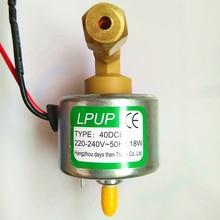 400W-1000W Stage Smoke Machine Pump Model 40DCB Voltage 220-240V-50Hz Power 18W цена и фото