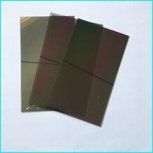 Wholesale 100pcs/lot Premium New LCD Polarizer Film Polarization Polarized Light Film For LG G2 D800 D801 D802 VS980 F320