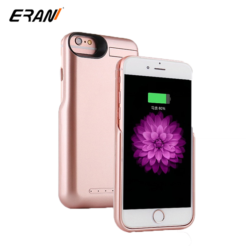 Battery Charger Case For iPhone 6 6S 6Plus 5000 8000mAh External Battery Charger Backup Pack Charging