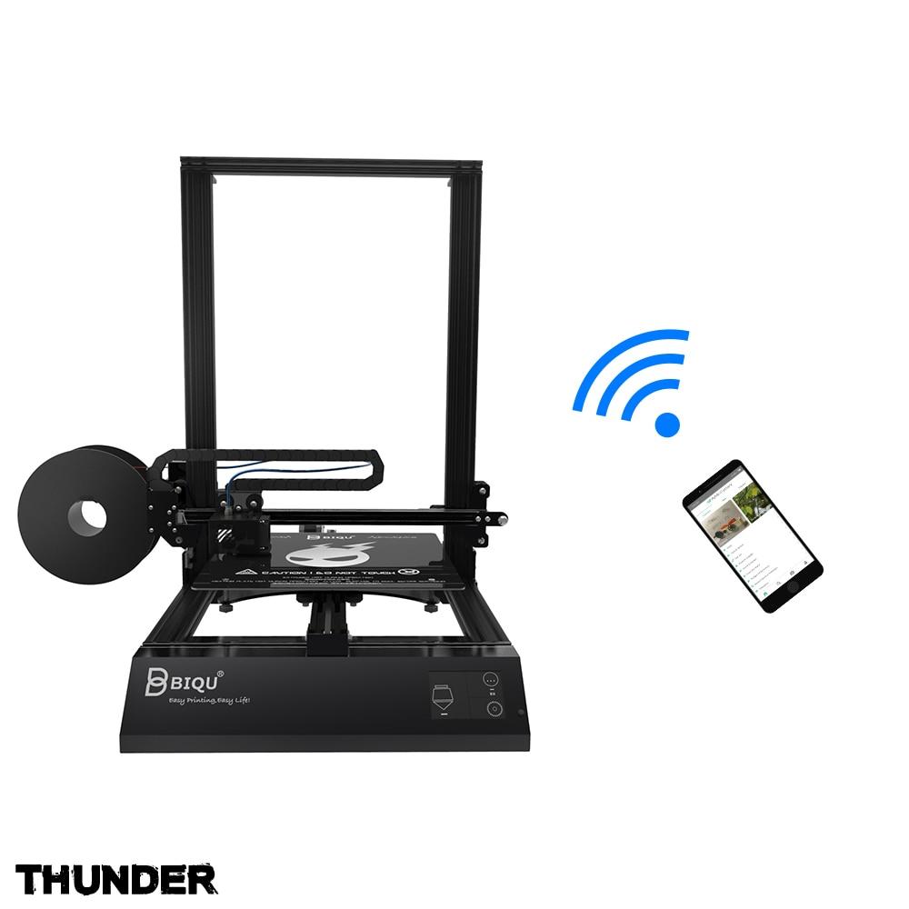 BIQU Thunder 3d printer large size with APP Auto-off and Power off resume print option Dua Z Rod 3D Drucker Impresora 3d Parts dua lipa – dua lipa deluxe edition cd