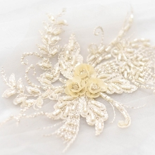 Handmade DIY beads, sequins, embroidery, lace, fabric, flowers, materials, accessories, costumes, decorative flowers.