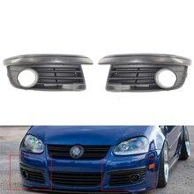 Для VW Jetta MK5 Sedan 2006~ 2009 противотуманный светильник, крышка на вентиляционную решетку автомобиля, авто передний бампер, крышка фары 1K0853665E 1K0853666E