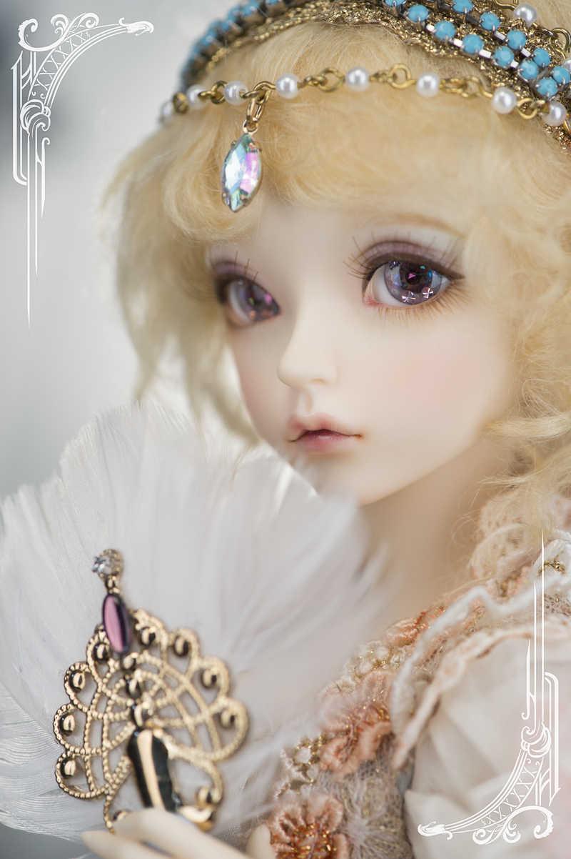 Os olhos da boneca Bjd 1/4 FullPackage Boneca de Presente de Aniversário de alta qualidade livre pode escolher