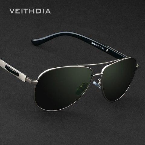 VEITHDIA Polarized Brand Mens Sunglasses Fashion Sun Glasses Eyewear Accessories For Men oculos de sol masculino 3250 Lahore