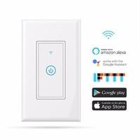 Meross MSS510 WiFi Remote Control Smart Wall Switch Works with Amazon Alexa & Google Assistant
