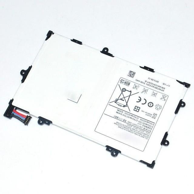 Original 2014 envío gratis plena capacidad 5100 mah batería para samsung galaxy tab 7.7 p6800 p6810 i815 tablet pc batería
