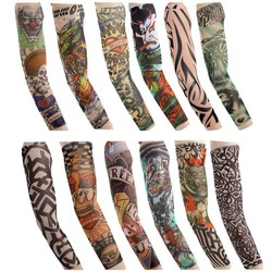 Summer outdoor sports cool cycling bike bicycle cuff cover uv sun protection basketball arm sleeve.jpg 250x250