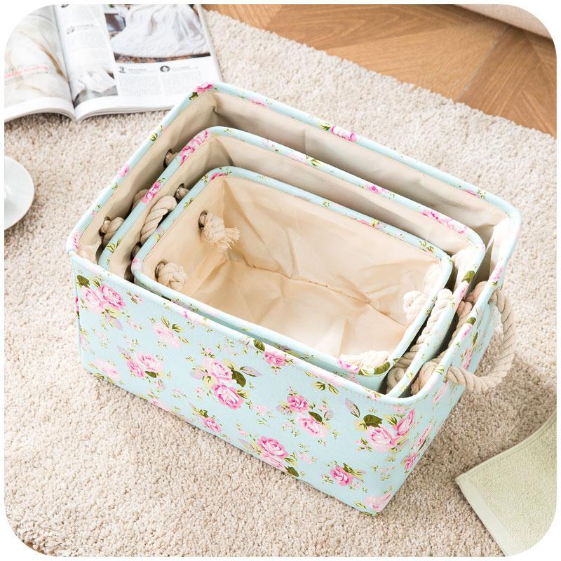 Kutia e ruajtjes së rrobave të leckave për larjen e ujit të - Magazinimi dhe organizimi në shtëpi - Foto 2
