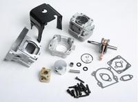 Rovan 4 bolt 32cc Engine kit fit 1/5 hpi baja 5b Engines parts Free Shipping 85252