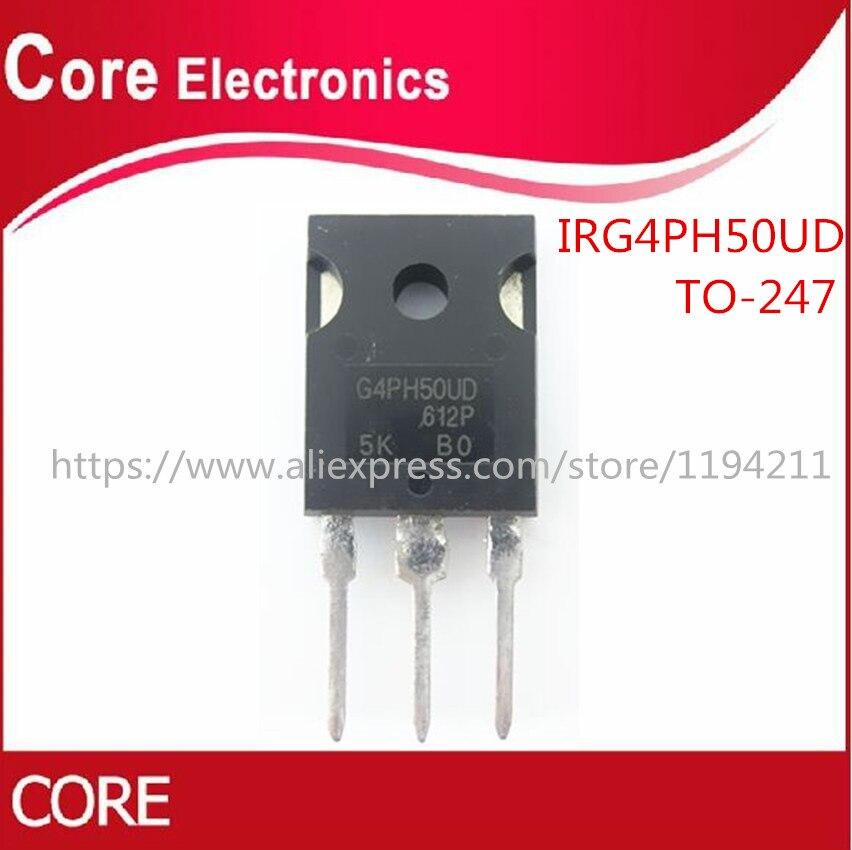 50pcs lot IRG4PH50UD G4PH50UD IGBT 1200V TO 247