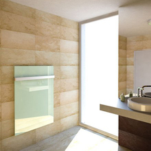 4 pieces 300W Glass Infrared Heating Panel Carbon Crystal heater for bathroom,livingroom