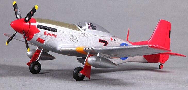 FMS Modeli 800mm P-51 RC Warbird Kiti FMS016FMS Modeli 800mm P-51 RC Warbird Kiti FMS016