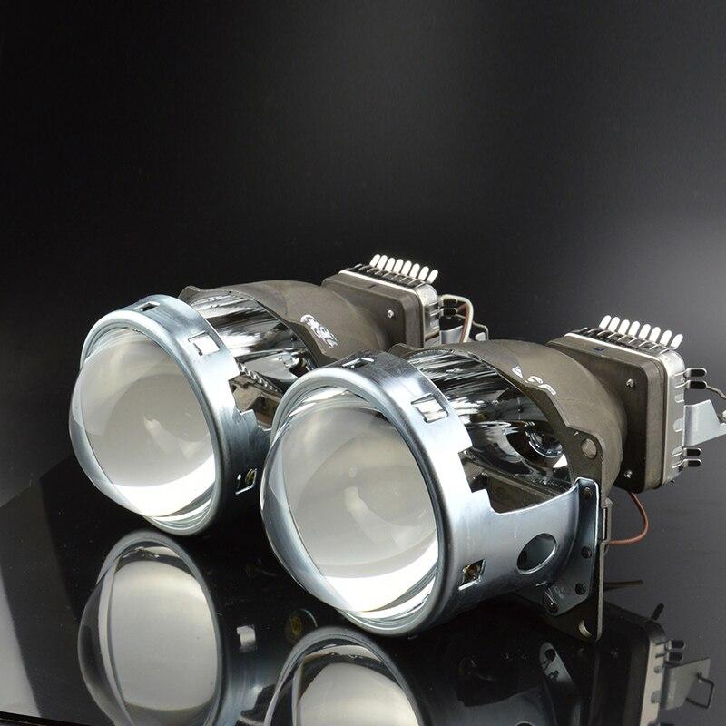 GZTOPHID GZTOPHID Car Light Kit 3.0 inch Original Q5 Bixenon projector lens Koito and 35W Cnlight HID Xenon Headlight Bulb D2H ���������� koito
