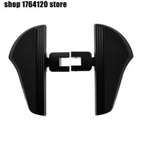 For Indian Black Non slip Rear Pessanger Foot Pegs Motorcycle Floorboard For Indian Roadmaster 2014 2016 2017 2019