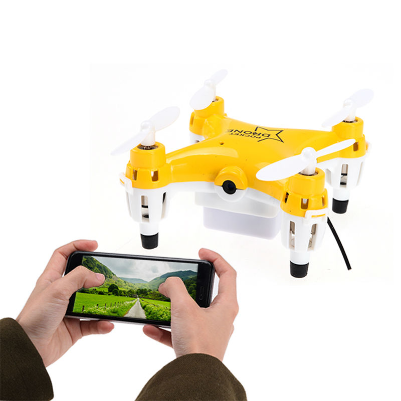 ФОТО Lishitoys L6058 Quadcopter Tiny Pocket Mini Drone With Profissional Wifi FPV Live 0.3MP Camera Rc Helicopter Toy Gift