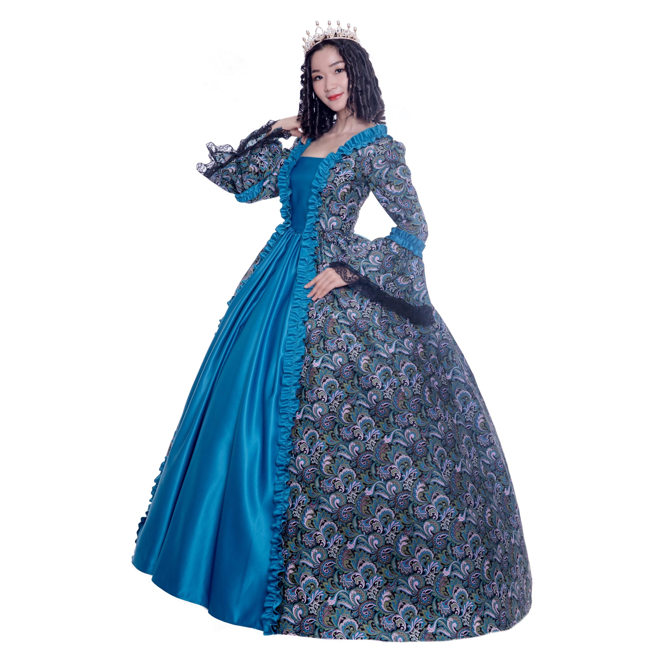 e36658740334 קנו תחפושות ואביזרים | 18th Century Historical Stage Costume Ball ...